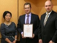 Intourist Thomas Cook получил сертификат China Friendly