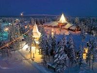 Зимний отдых в Финляндии на Новый год и Рождество от DSBW