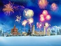 За границей встретят Новый год 35% россиян