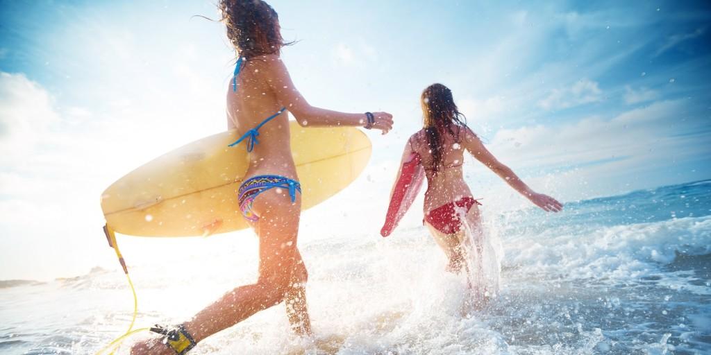 Шри-Ланка – идеальное место для серфинга