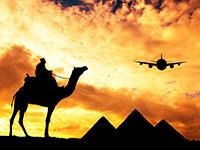 Египет купит у РФ Sukhoi Superjet100 для туризма