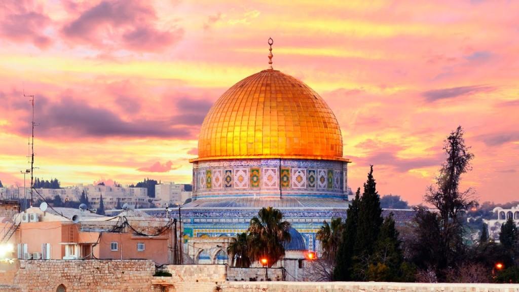 Израиль – страна трех морей и трех религий